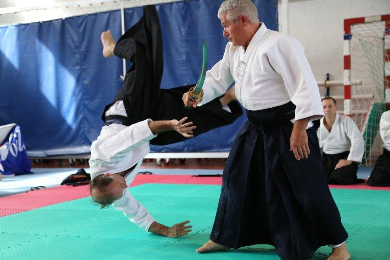 club aikido adamois